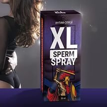 Спрей XL Sperm Spray
